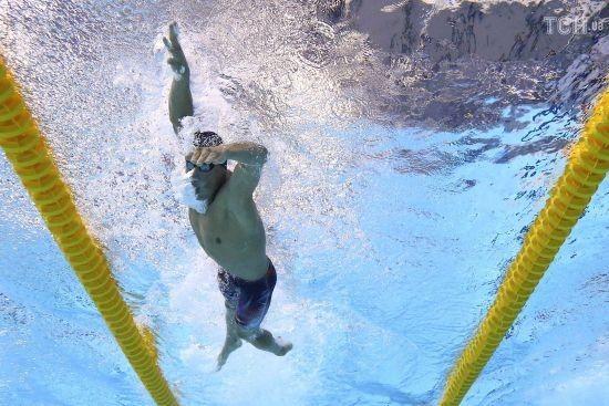 Українець Романчук виграв третю медаль Чемпіонату Європи