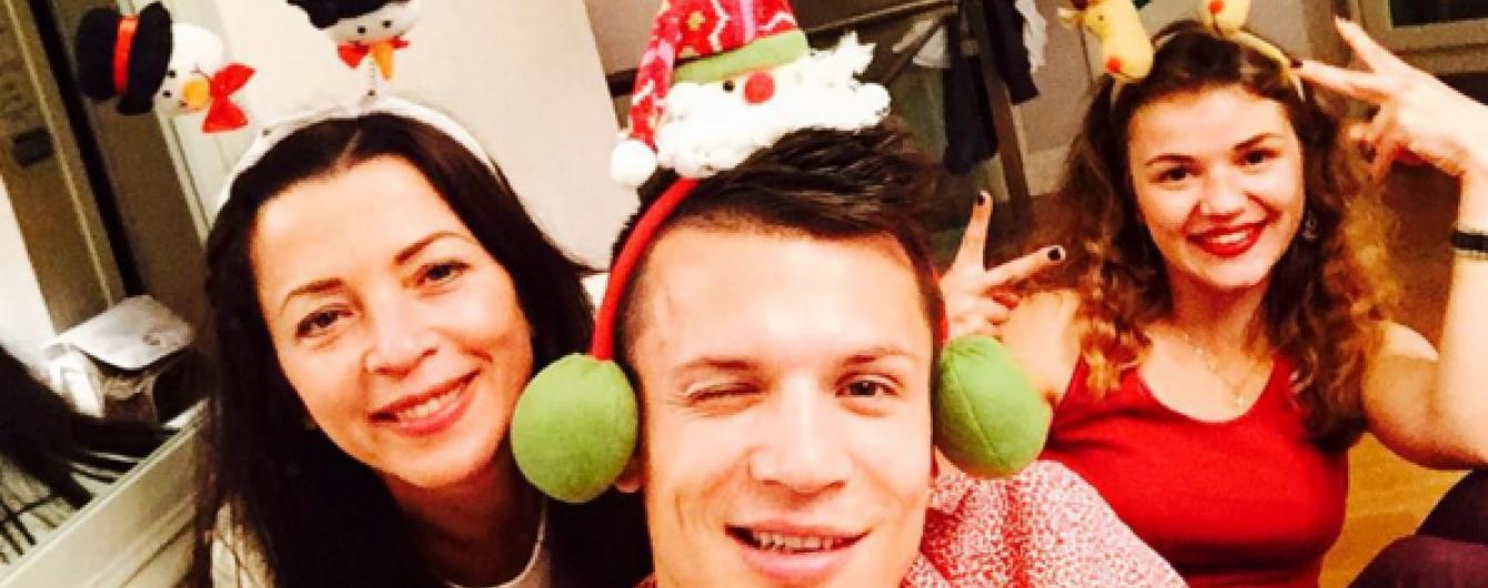 Коноплянка по-сімейному, Бойко у спортзалі: як футболісти відсвяткували Новий рік