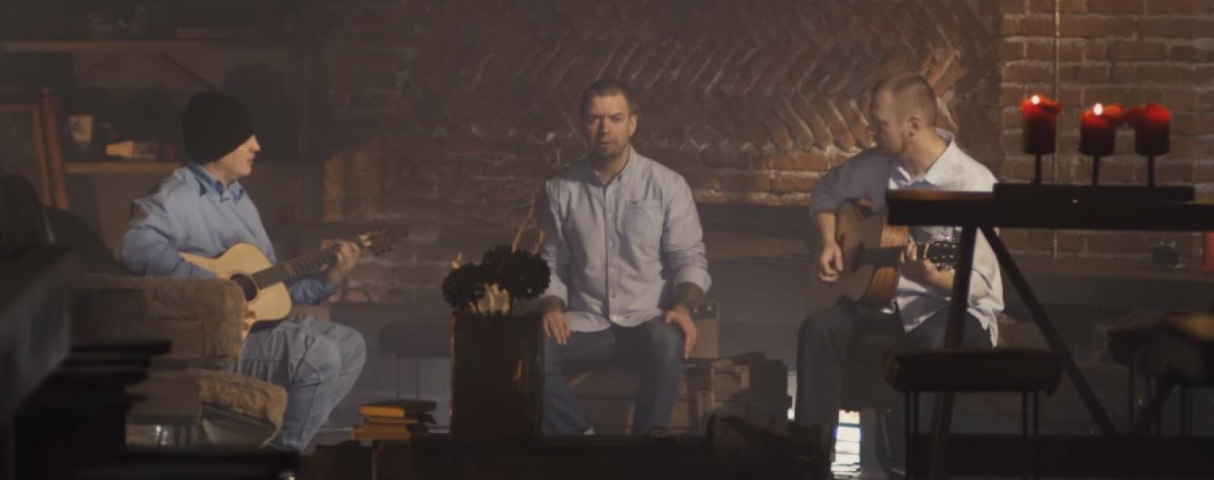 Міхалок та BRUTTO привітали фанів з Новим роком піснею на вірші Ліни Костенко