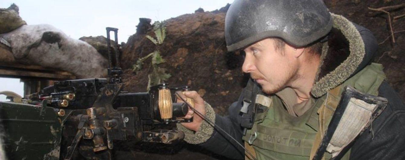 """Бойовики 24 рази """"привітали"""" обстрілами сили АТО в перший день нового року"""