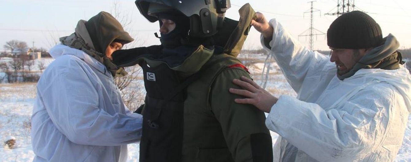Денна атака бойовиків на Світлодарській дузі захлинулася