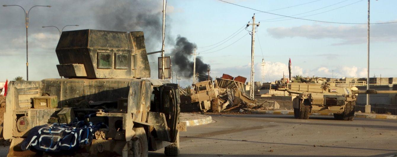 Боевики ИГИЛ напали на бывшую военную базу США в Ираке
