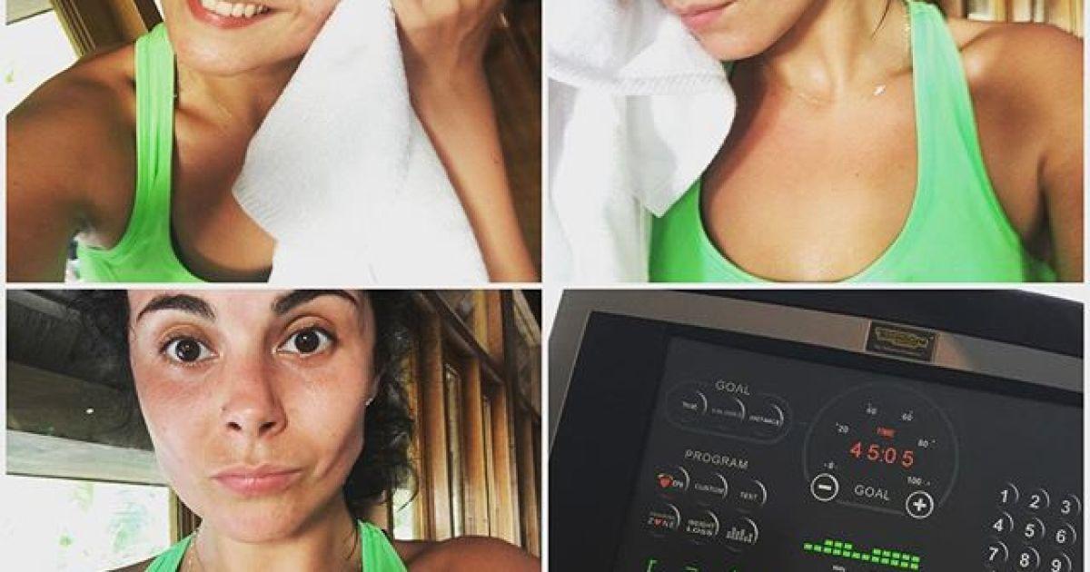 Настя Каменських показала, як відпочиває у теплих краях @ instagram.com/nkblog