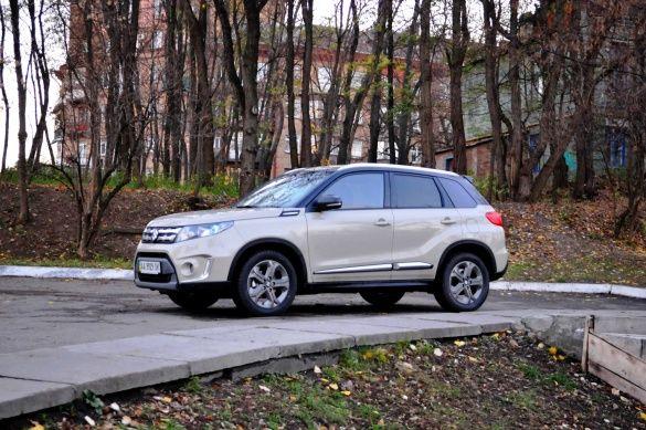 Suzuki Vitara _12