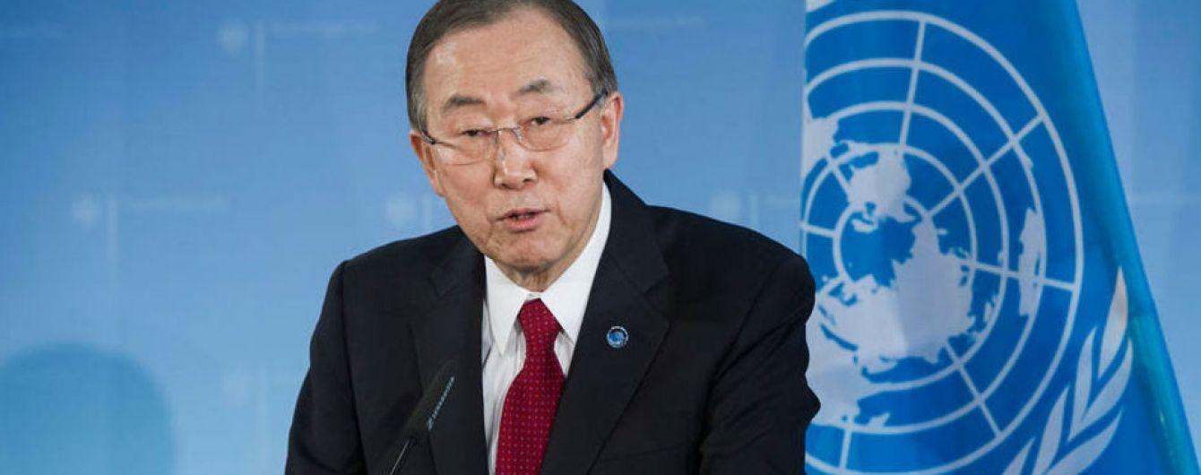 Генсек ООН засудив теракт у Туреччині