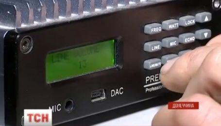 Військовий у зоні АТО власноруч змайстрував радіо для протидії російській пропаганді