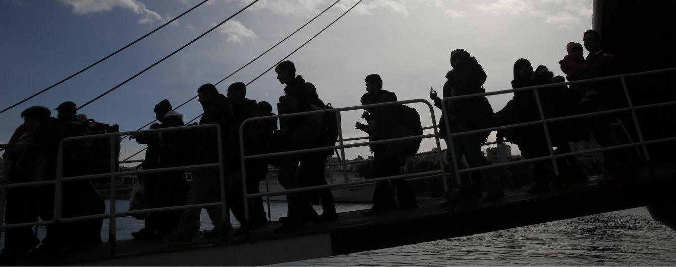 Удесятеро менше, ніж раніше: ООН відзвітувала про міграційні підсумки року для Європи