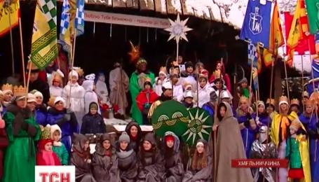 Вертеп в Каменце-Подольском претендует на всеукраинский рекорд