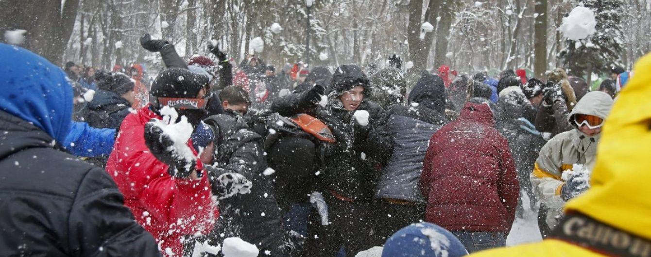 Дев'ятирічний американець домігся права грати у сніжки