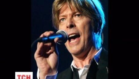 В Великобритании на 70 году жизни скончался рок-музыкант Дэвид Боуи