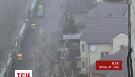 ТСН нашла особняк Януковича в Ростове-на-Дону