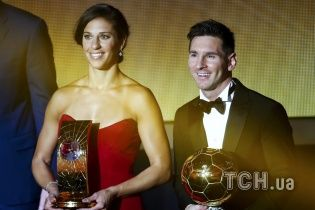Мессі і Ко: всі лауреати премії Золотий м'яч 2015