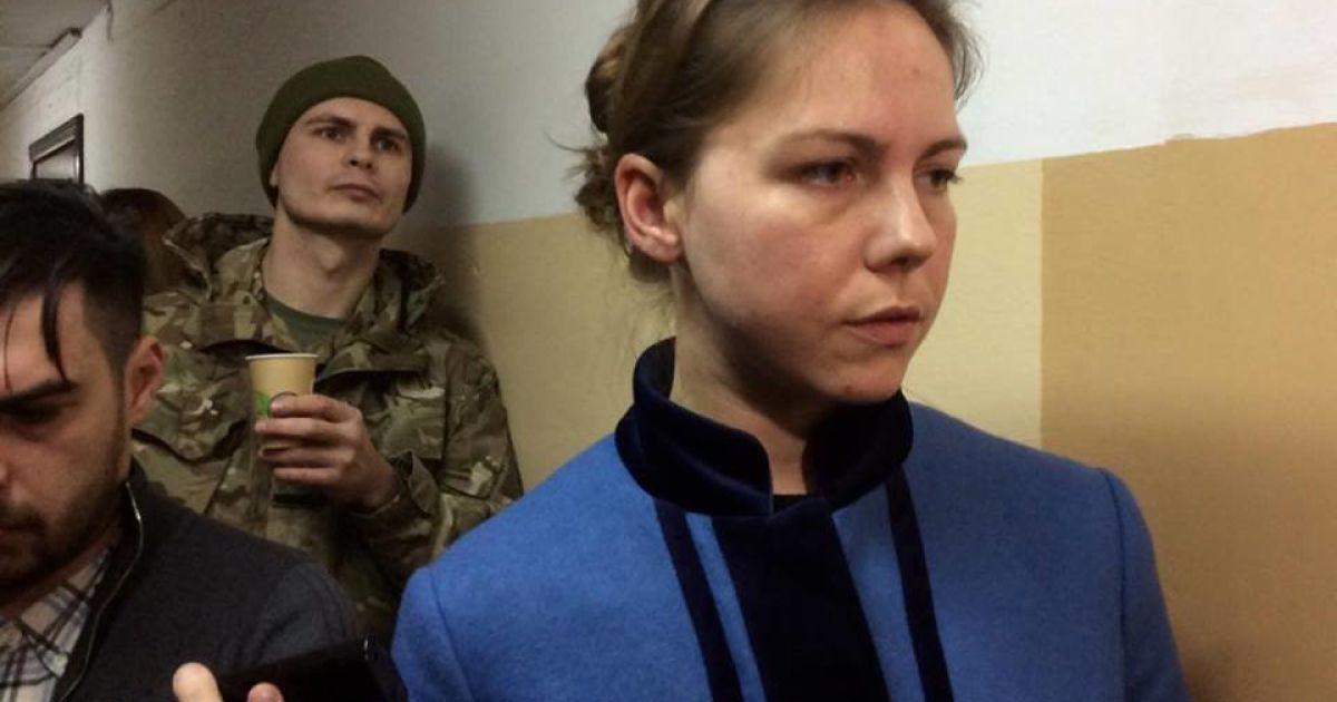 Сестра Савченко на суде пообщалась с российскими ГРУшниками Александровым и Ерофеевым