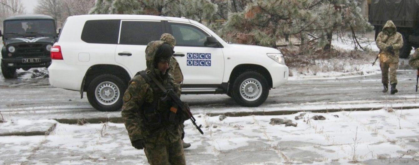 ОБСЄ розширює присутність на Донбасі: місія відкрила нову передову патрульну базу