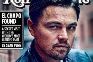 Загадочный Леонардо Ди Каприо на обложке американского журнала