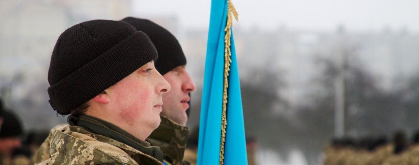 Иностранцам в украинской армии упростили предоставление гражданства