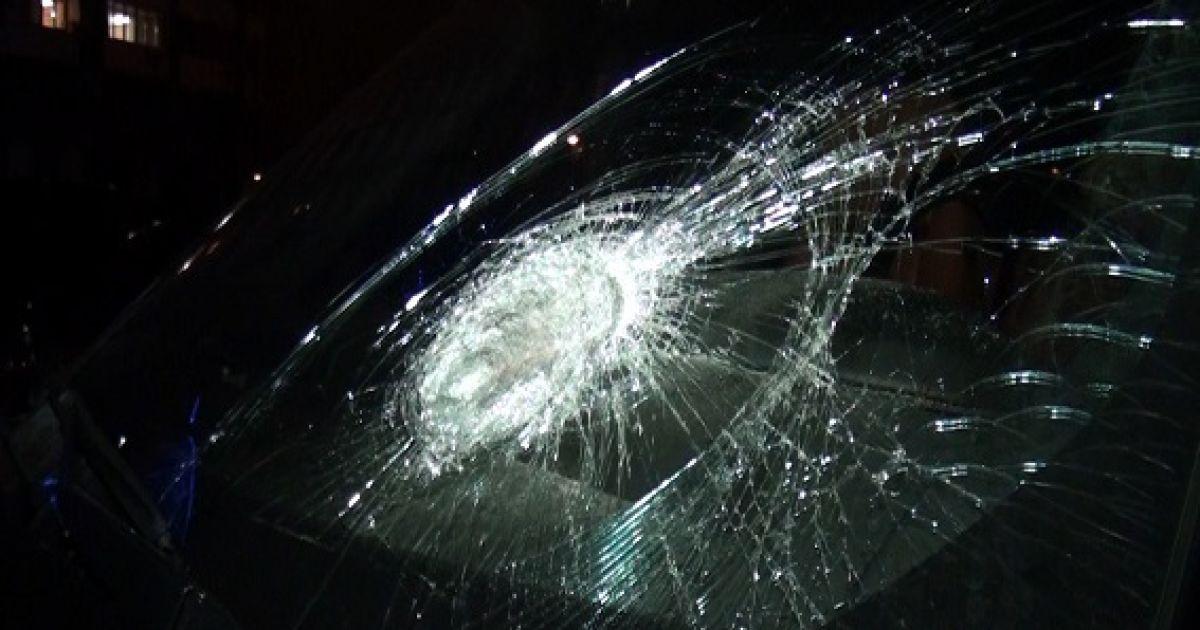 Унаслідок нападу ніхто не постраждав @ ГУ Національної поліції України у місті Києві