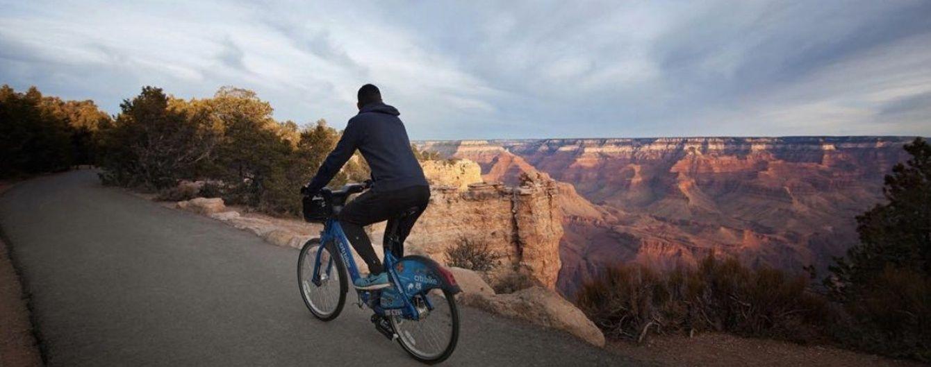 """Американець проїхав три тисячі миль на """"громадському"""" велосипеді і виклав фотозвіт в Instagram"""