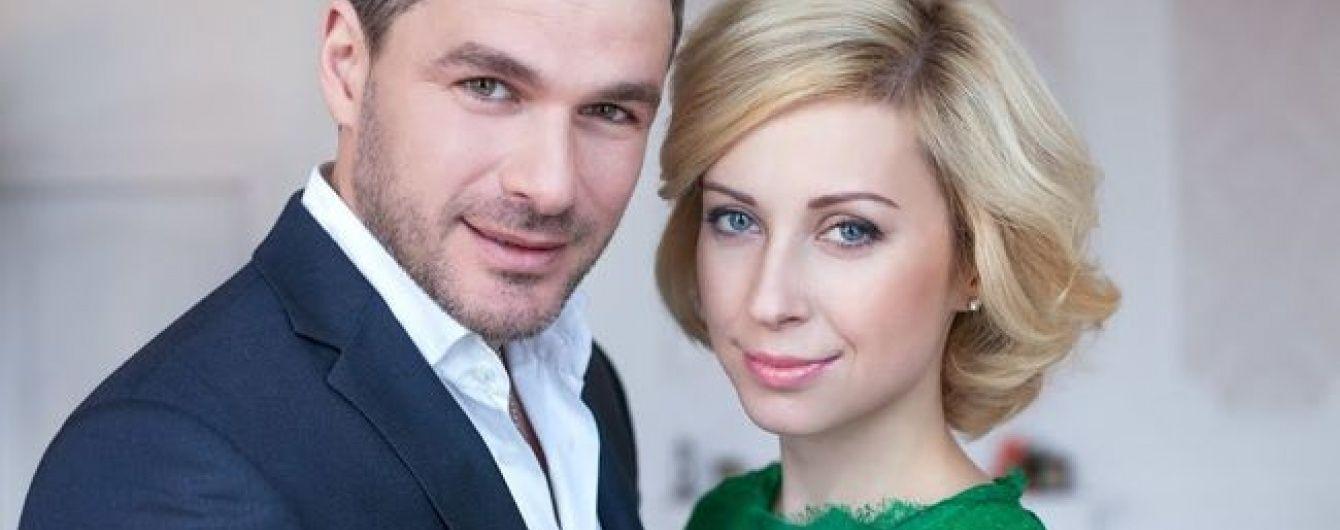 Тоня Матвієнко розсекретила ім'я новонародженої доньки