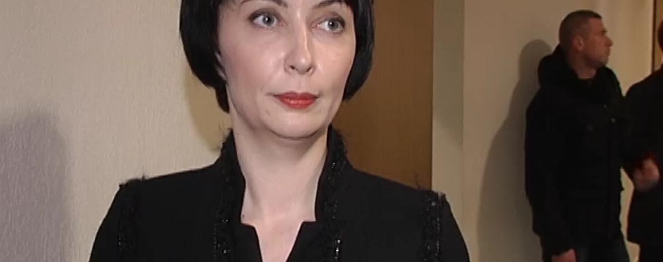 Скандальна екс-міністр Лукаш жаліється, що їй не дали співпрацювати зі слідством