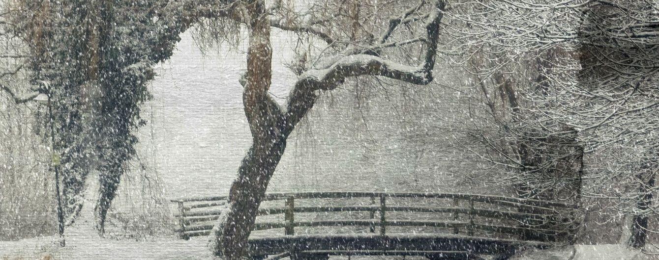 У ДСНС обіцяють сильні снігопади та хуртовини в Україні до Водохреща
