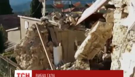В Италии по меньшей мере пять человек погибли в результате взрыва газа