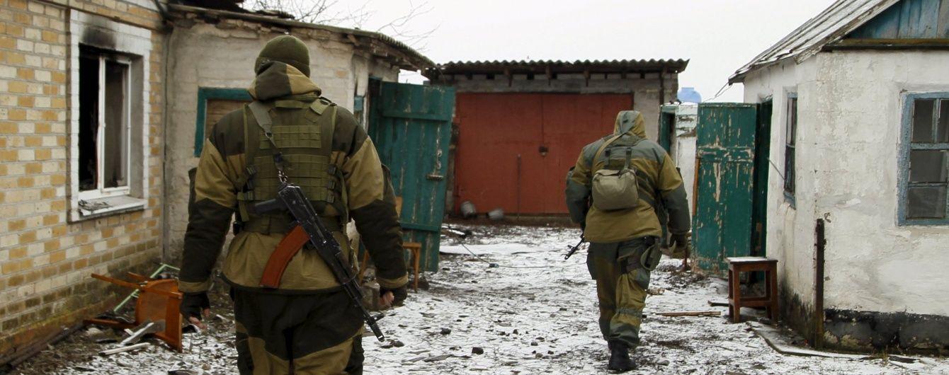 Снайперы на Луганщине и минометный огонь в районе Авдеевки. Дайджест АТО
