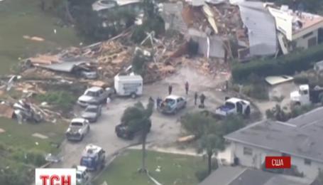 Сразу несколько городов в американском штате Флорида пострадали от мощных торнадо