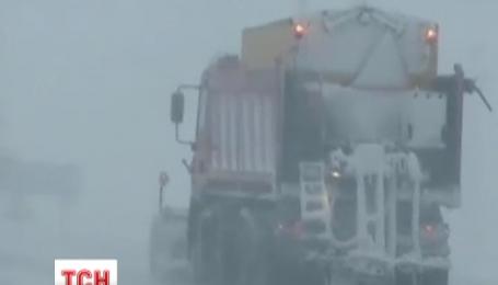 Болгария и Румыния страдают от зимней непогоды