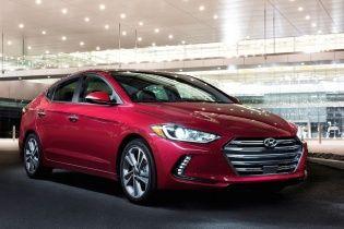 В США стартовали продажи Hyundai Elantra нового поколения