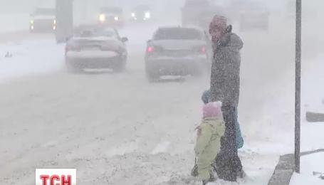 Снегопад в Одесской области стал для региона настоящим бедствием
