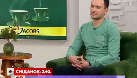 В гостях у «Сніданку» співзасновник проекту «Sikorsky Challenge» Ярослав Кологривов