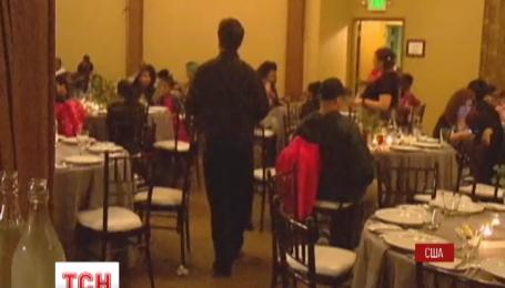 В Сиэтле брошенная женихом перед свадьбой женщина пригласила на праздник бездомных