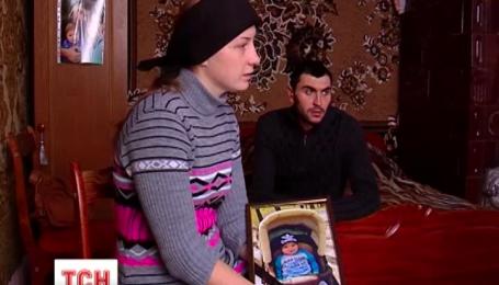 На Буковине родители, потерявшие полуторагодовалого сына, обвиняют в этом врачей