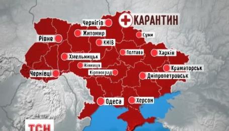 Пятьдесят один человек умер от гриппа в Украине