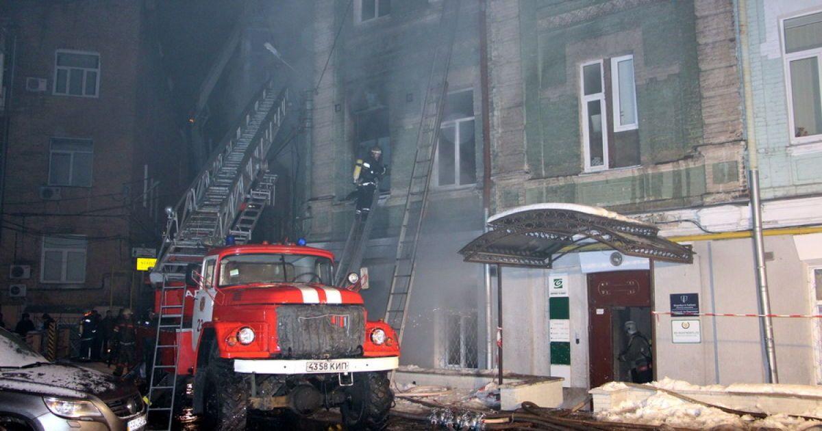 В пожаре пострадали дети @ ГСЧС