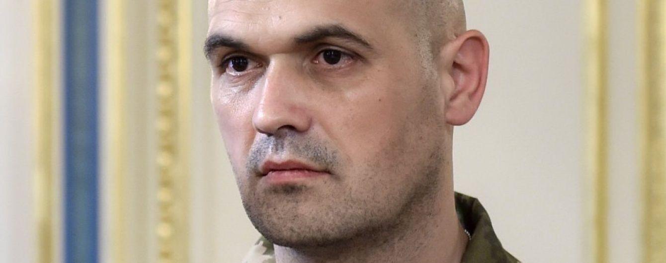 """Відчайдушний """"Кіборг"""" Кузьміних розповів про життя після полону"""
