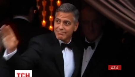 Джордж Клуни обвинил Голливуд в предвзятом отношении к афроамериканцам