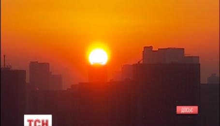2015 год стал самым жарким за всю историю метеонаблюдений