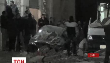 У передмісті Каїра неподалік пірамід прогримів вибух саморобної бомби