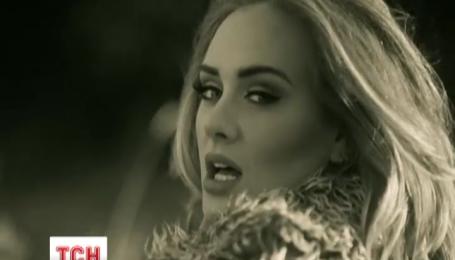 Клип певицы Адель на песню Hello побил рекорд скорости сбора просмотров на YouTube