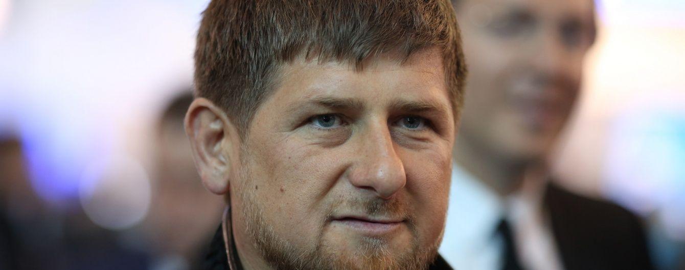 """Кадиров запропонував силовикам розстрілювати тих, хто """"порушує спокій"""" у Чечні"""