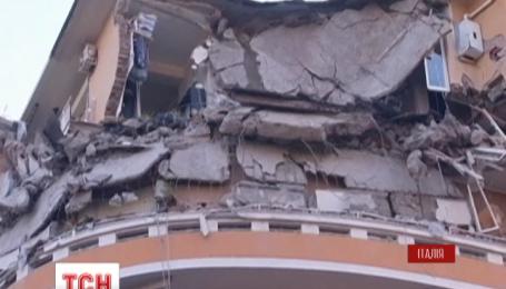 10 сімей врятували з аварійного будинку в Римі