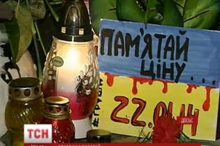 Киевляне почтили годовщину смерти Нигояна и Жизневского