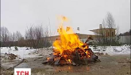 Жители поселка Конча-Заспа восстали против элитной застройки экс-регионала