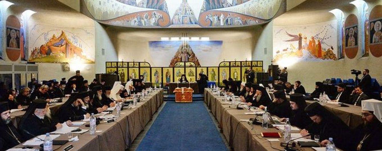 Патриарх Варфоломей назвал Митрополита Онуфрия единственным каноническим первоиерархом в Украине
