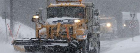 Вхурделило: у США тисячі осіб залишилися без світла через потужний сніговий шторм