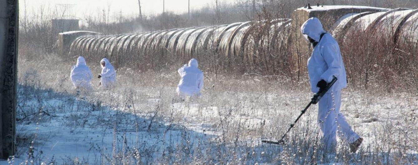 ОБСЕ призывает к неотложному разминированию на Донбассе