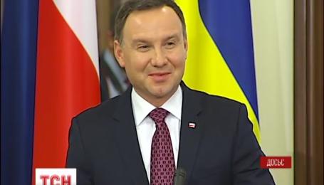 Польський президент після смерті надасть свої органи для трансплантації