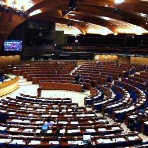Українська делегація припиняє участь у сесії ПАРЄ